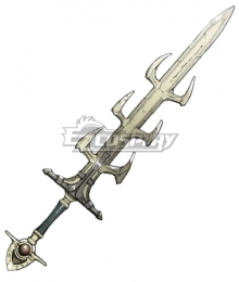 Fire Emblem Three Houses Catherine Thunderbrand Cosplay Weapon Prop