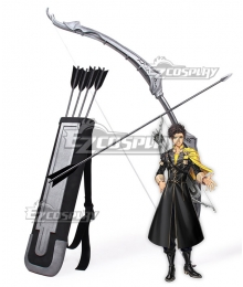 Fire Emblem: Three Houses Claude von Regan Bow Cosplay Weapon Prop
