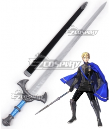 Fire Emblem: Three Houses Dimitri Alexandre Bladud Sword Cosplay Weapon Prop