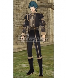 Fire Emblem Three Houses DLC Byleth Alternate Uniforms Male Evening Wear Cosplay Costume