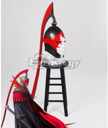 Fire Emblem: Three Houses Edelgard Flame Emperor Hemlet Cosplay Accessory Prop