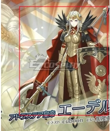 Fire Emblem: Three Houses Edelgard von Hresvelg Election Cosplay Weapon Prop