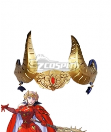Fire Emblem: Three Houses Edelgard Von Hresvelg Headwear Cosplay Accessory Prop