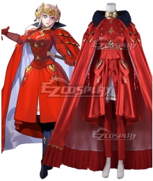 Fire Emblem: Three Houses Edelgard Von Hresvelg New Edition Cosplay Costume