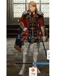 Fire Emblem: Three Houses Ferdinand 5 years Timeskip Cosplay Costume