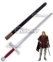 Fire Emblem: Three Houses Ferdinand Time Skip Sword Cosplay Weapon Prop