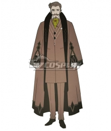 Fire Emblem: Three Houses Hanneman Cosplay Costume