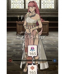 Fire Emblem: Three Houses Marianne Dancer Cosplay Costume