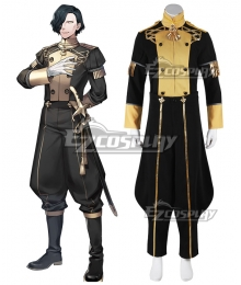Fire Emblem: Three Houses Hubert Cosplay Costume