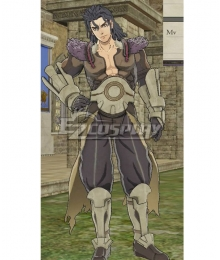Fire Emblem Three Houses indered Shadows Balthus Time Skip Cosplay Costume