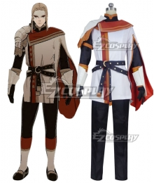 Fire Emblem: Three Houses Jeritza Cosplay Costume