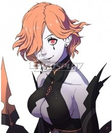 Fire Emblem: Three Houses Kronya Orange Cosplay Wig
