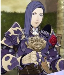 Fire Emblem Three Houses Lorenz Hellman Gloucester Time Skip Cosplay Costume