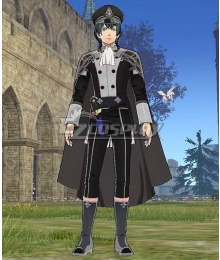 Fire Emblem: Three Houses Male Byleth DLC Officers Cosplay Costume