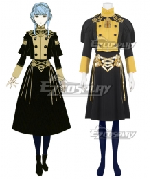 Fire Emblem: Three Houses Marianne Cosplay Costume