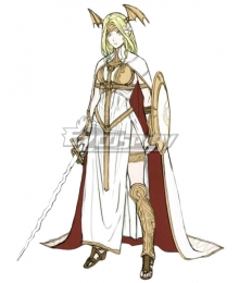 Fire Emblem: Three Houses Seiros Cosplay Costume