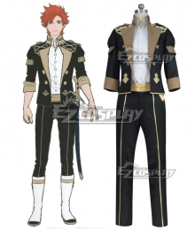 Fire Emblem Three Houses Sylvain Cosplay Costume