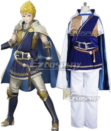 Fire Emblem: Warriors Rowan Cosplay Costume