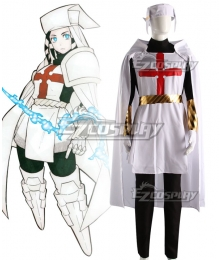 Fire Force Enen No Shouboutai Arrow Cosplay Costume