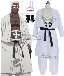 Fire Force Enen No Shouboutai Charon Cosplay Costume