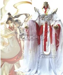 Tian Guan Ci Fu Heaven Official's Blessing  Xianle Crown Prince Flower Crown Martial God Xie Lian Cosplay Costume