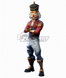 Fortnite Battle Royale Crackshot Halloween Cosplay Costume