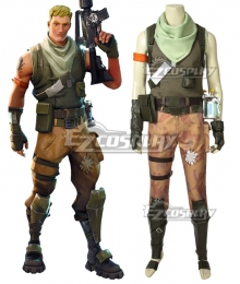 Fortnite Battle Royale Jonesy Soldier Cosplay Costume