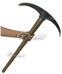 Fortnite Battle Royale Pickaxe Cosplay Weapon Prop