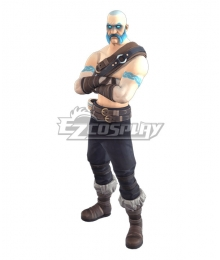 Fortnite Battle Royale Season 5 Ragnarok Cosplay Costume