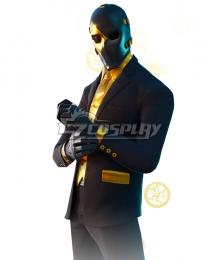 Fortnite Battle Royale Shadow Wildcard Cosplay Costume
