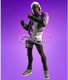 Fortnite Battle Royale Stratus Cosplay Costume