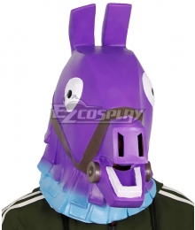Fortnite Battle Royale Supply Llama Halloween Mask Cosplay Accessory Prop