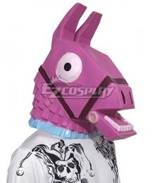 Fortnite Battle Royale Troll Stash Llama Halloween Mask Cosplay Accessory Prop