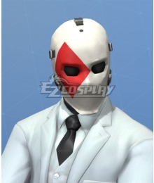 Fortnite Battle Royale Wild Card Mask Cosplay Accessory Prop