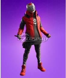 Fortnite Battle Royale X-Lord Storm Scavenger Set Cosplay Costume