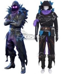 Fortnite Battle Royale Raven Halloween Cosplay Costume