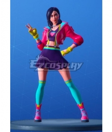 Fortnite Rox Cosplay Costume