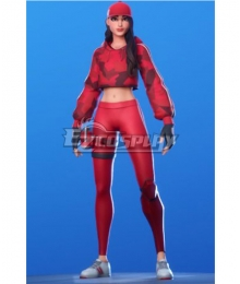 Fortnite Ruby Cosplay Costume