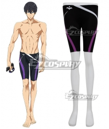 Free!-Dive to the Future- Haruka Nanase Swimming Trunks Cosplay Costume
