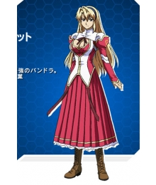 Freezing 2 Sattelizer eL Bridget Cosplay Costume