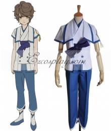 From the New World Mamoru Boy Uniform Cosplay Costume