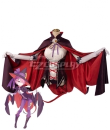 Re: Life In A DiffeRent World From Zero Ram Halloween Little Devil Witch Cosplay Costume