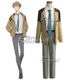 The Millionaire Detective Balance:Unlimited Haru Kato Cosplay Costume