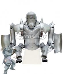 Fullmetal Alchemist Alphonse Elric Cosplay Cosutme