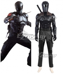 G.I. Joe Snake Eyes Cosplay Costume