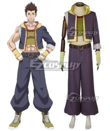 Gakuen Basara Tokugawa Ieyasu Cosplay Costume