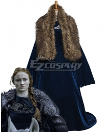 Game of Thrones Sansa Stark Cosplay Costume