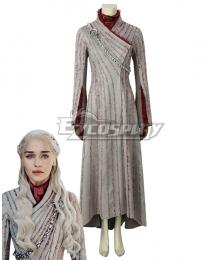 Game of Thrones Season 8 Mother of Dragons Daenerys Targaryen Cosplay Costume