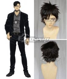 GANGSTA. Nicolas Brown Black Cosplay Wig