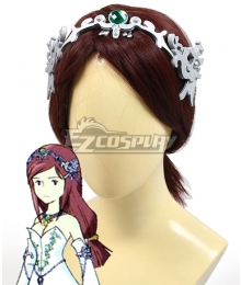 Final Fantasy IX FF9 Garnet til Alexandros princess dress Head wear Cosplay Accessory Prop